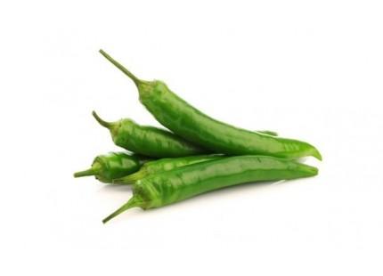 grüne Chilischote 1kg.