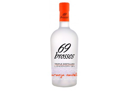 Gin 69 Brosses Naranja Navelina