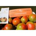 Mixed Box 15kg Orangen Tisch (10kg) + Valencia Tomato (5kg)