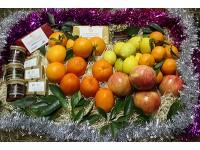 Weihnachtskorb Naranjamania 10kg