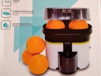 Orangenpresse